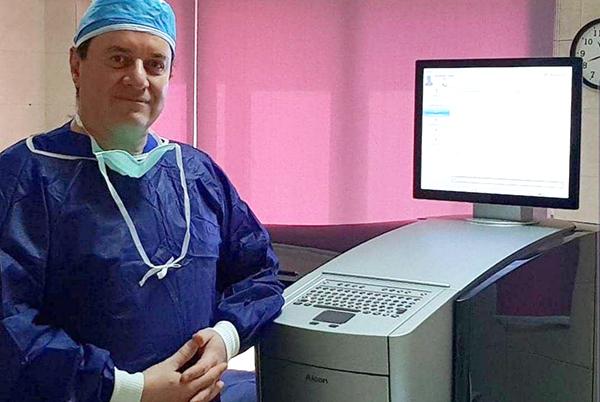 چشم پزشک تهران