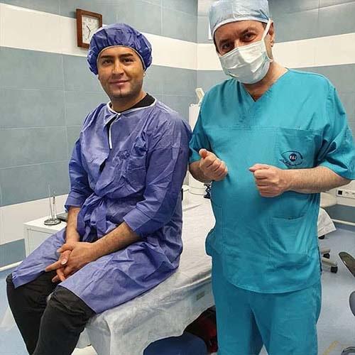 متخصص جراح چشم